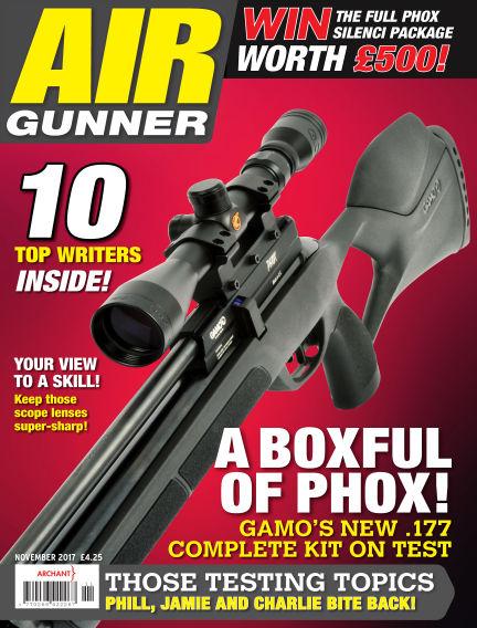 Air Gunner October 11, 2017 00:00
