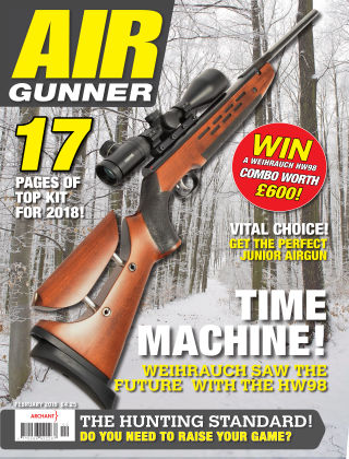 Air Gunner February 2018