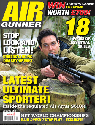 Air Gunner June 2018