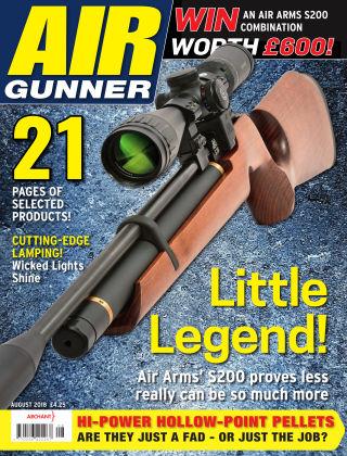 Air Gunner August 2018