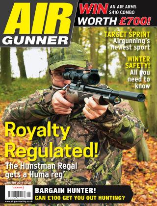 Air Gunner January 2019