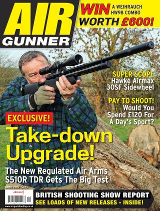 Air Gunner April 2019