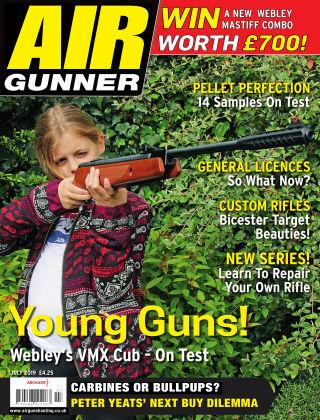 Air Gunner July 2019