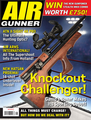 Air Gunner August 2019