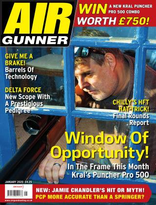 Air Gunner January 2020