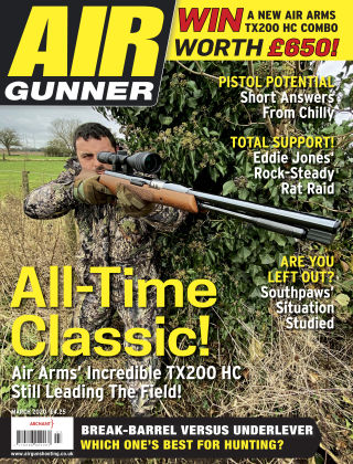 Air Gunner March 2020