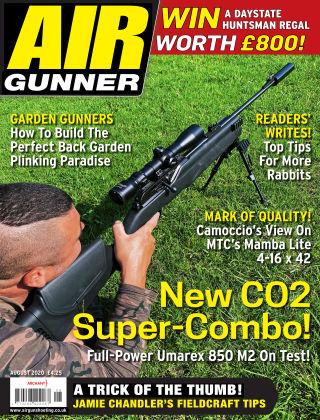 Air Gunner August 2020