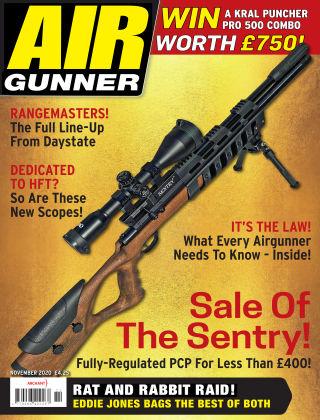 Air Gunner November 2020