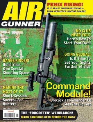 Air Gunner May 2021