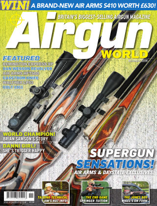 Airgun World November 2014
