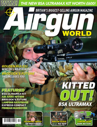 Airgun World December 2014