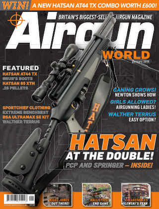 Airgun World January 2015