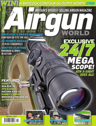 Airgun World February 2015