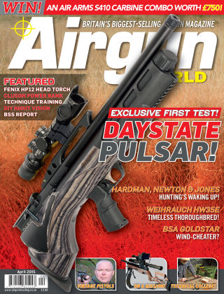 Airgun World April 2015