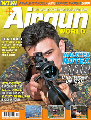 Airgun World May 2015
