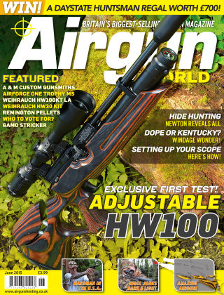 Airgun World June 2015