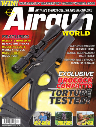 Airgun World July 2015