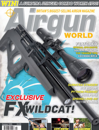 Airgun World Summer 2015