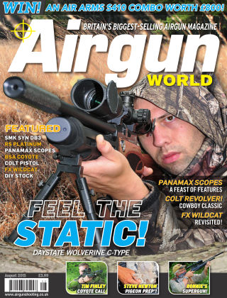 Airgun World August 2015