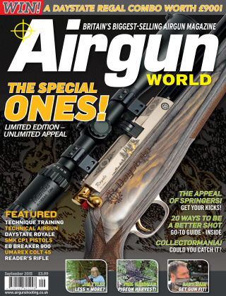Airgun World September 2015
