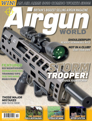 Airgun World October 2015