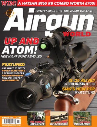 Airgun World November 2015