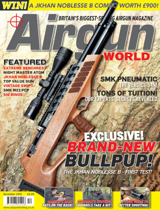 Airgun World December 2015