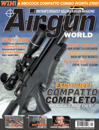 Airgun World January 2016
