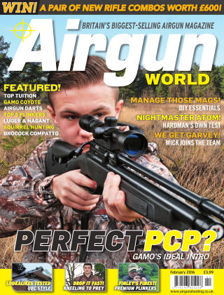 Airgun World February 2016