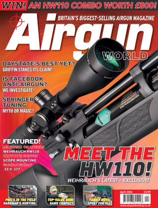 Airgun World April 2016