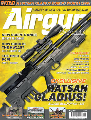 Airgun World May 2016