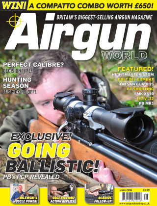 Airgun World June 2016