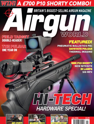 Airgun World July 2016