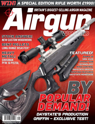 Airgun World September 2016