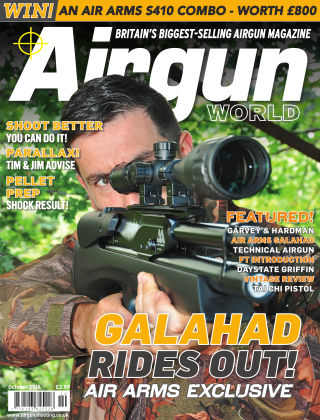 Airgun World October 2016