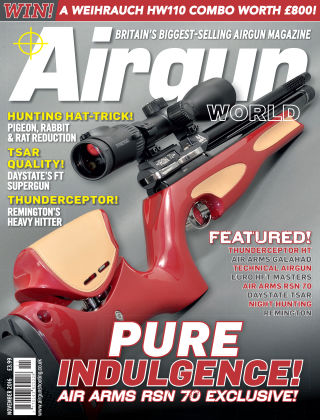 Airgun World November 2016