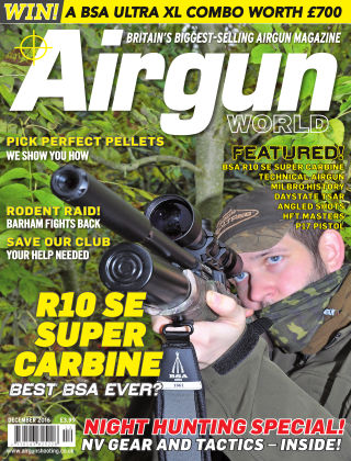 Airgun World December 2016