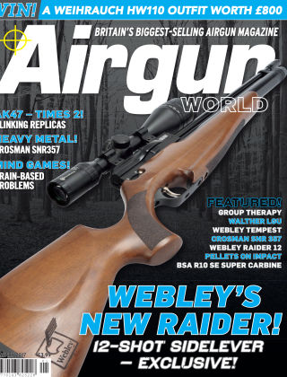 Airgun World January 2017