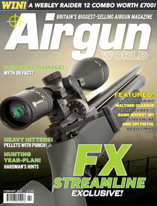 Airgun World February 2017