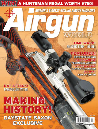 Airgun World March 2017