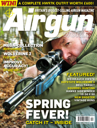 Airgun World April 2017