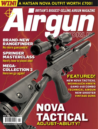 Airgun World May 2017