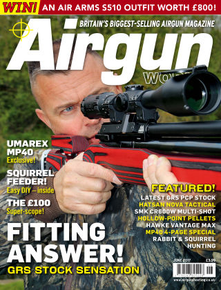 Airgun World June 2017