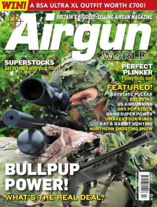 Airgun World July 2017