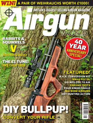 Airgun World August 2017