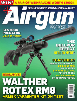 Airgun World September 2017