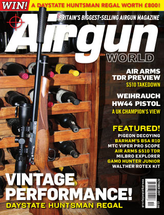 Airgun World October 2017