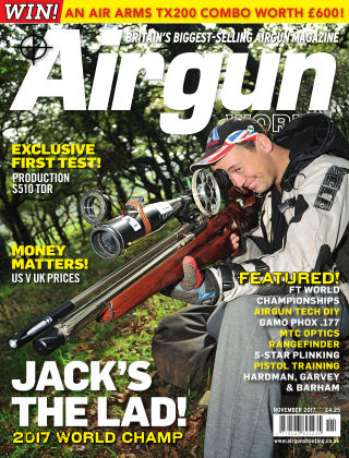Airgun World November 2017