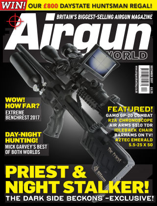 Airgun World December 2017