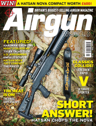 Airgun World January 2018